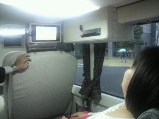 ウイラーバス 女性専用高速バスのエクゼクティブ席