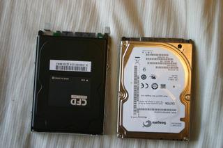 Gateway LT2100-51R (Seagate 250GB)