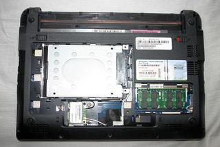 Gateway LT2100-51R (SSD+2GB)