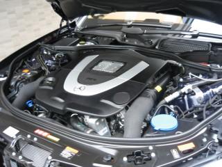 W221 エンジン