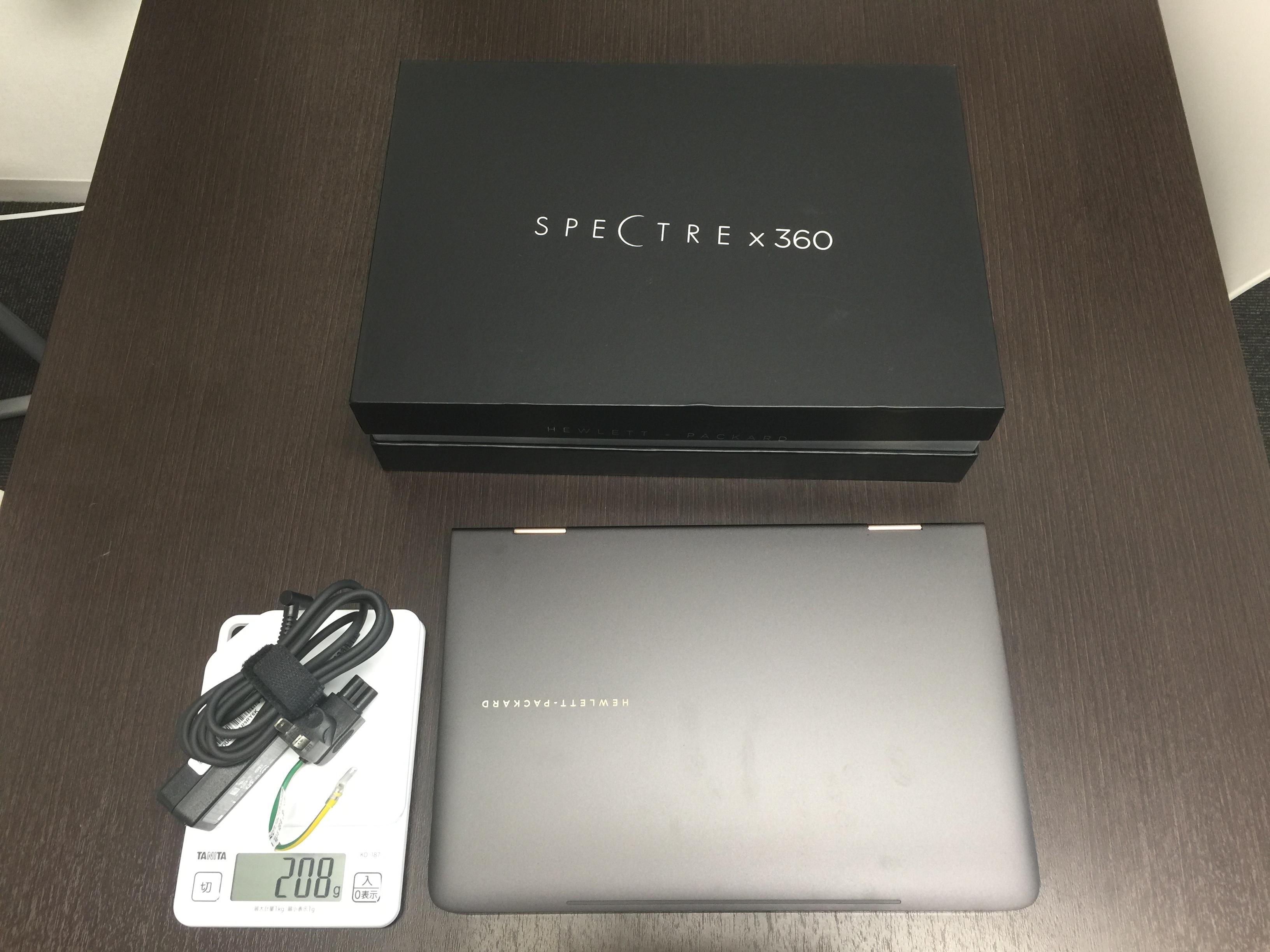 HP Spectre 13-4129TU x360