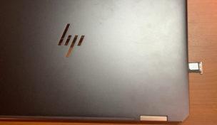 HP Spectre x360 13-aw0000 WWAN